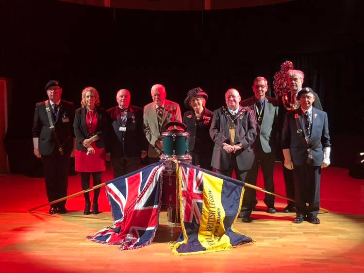 Royal British Legion and local dignitaries join us for annual Poppy Day