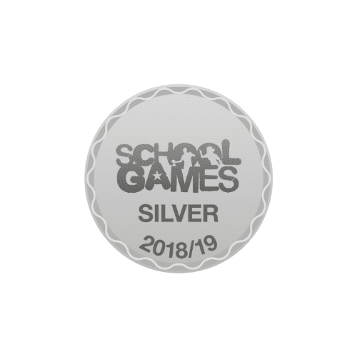 We are awarded a Silver School Games Mark